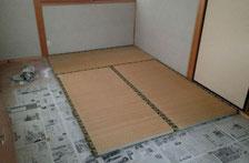 遺品整理、畳の処分