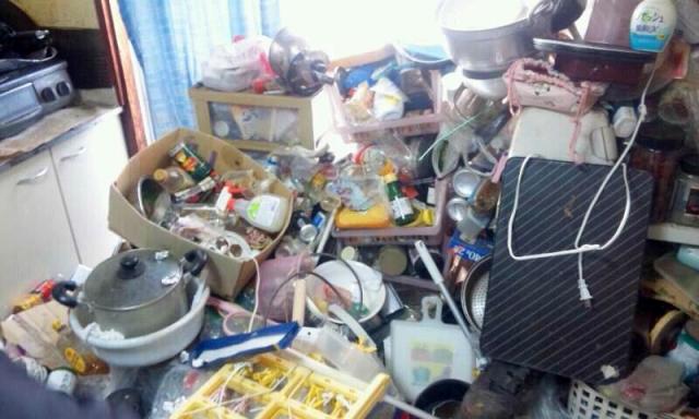 ゴミ屋敷の片付け料金の相場