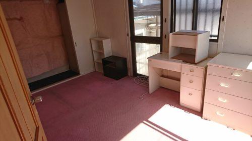 東大阪市での遺品整理完了