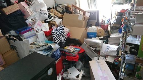 堺市中区のゴミ屋敷の片付け