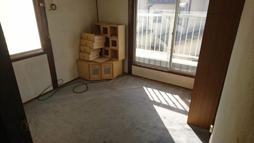 堺市中区のゴミ屋敷の片付け完了