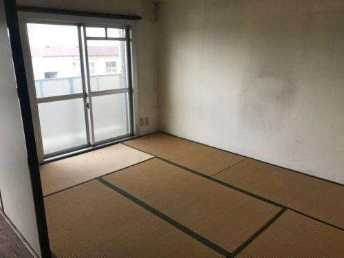 堺市北区新金岡団地の引っ越しゴミの回収・処分完了