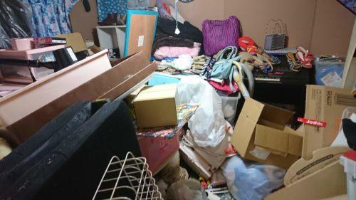新金岡団地の引っ越しゴミの処分