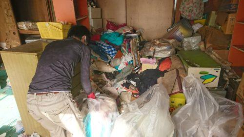 兵庫県尼崎市のゴミ屋敷清掃