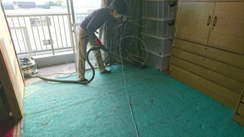 兵庫県尼崎市のゴミ屋敷清掃完了