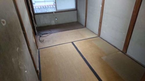 大阪市平野区の遺品整理完了