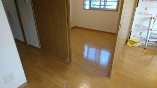 京都府山科区でのゴミ屋敷の片付け完了