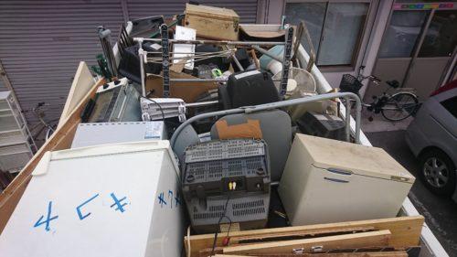 西成区の不用品回収・処分