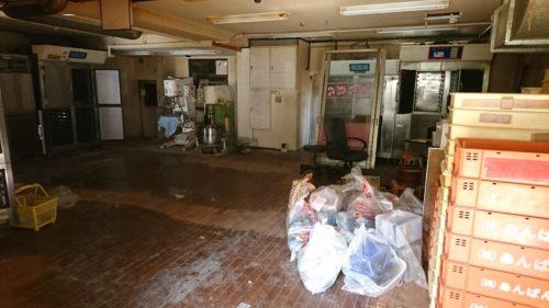 奈良県生駒市の残置物撤去1
