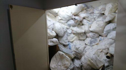 大阪府大阪市港区での産業廃棄物処分