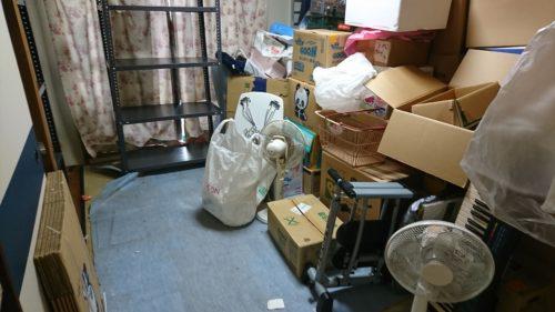 阿倍野区の引っ越しゴミの回収