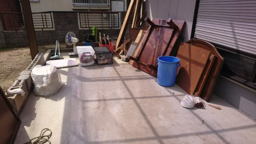 堺市中区での引っ越しゴミの回収・処分