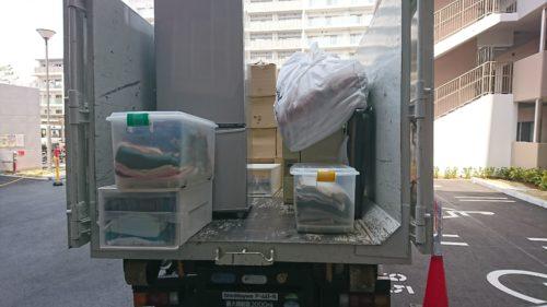 平野区での引っ越しゴミの回収・処分