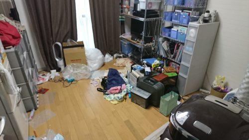 堺市北区での遺品整理・特殊清掃