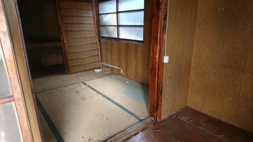 堺市東区での遺品整理完了