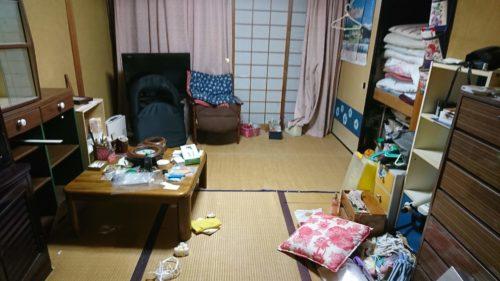 奈良県生駒市での遺品整理2