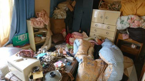 堺市中区の特殊清掃現場