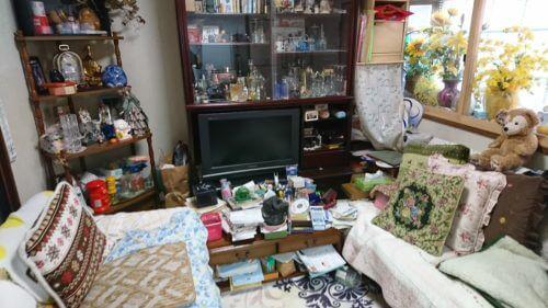 堺市北区の遺品整理の写真