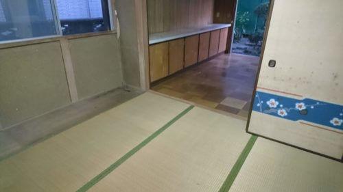 兵庫県の遺品整理完了