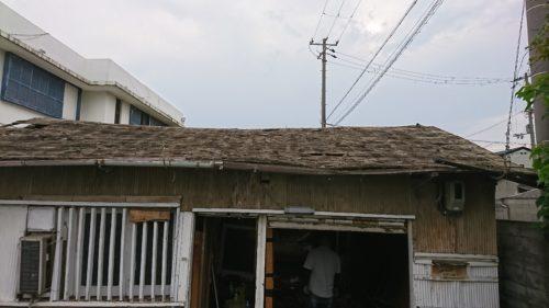 松原市の空き家