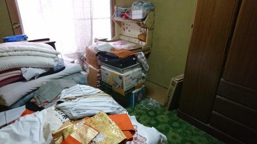 堺市北区中百舌鳥町の引っ越しゴミの回収