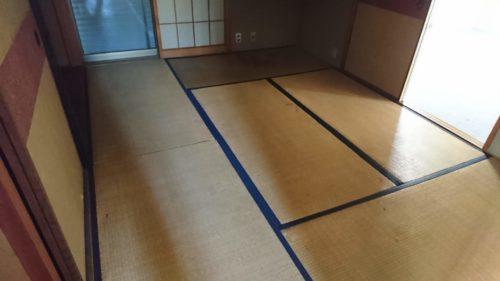 堺市のゴミ屋敷撤去完了