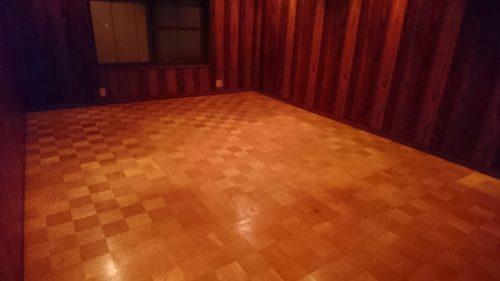 岸和田市の遺品整理の家財撤去完了