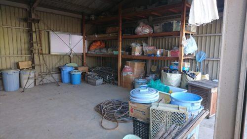 堺市の倉庫の不用品回収
