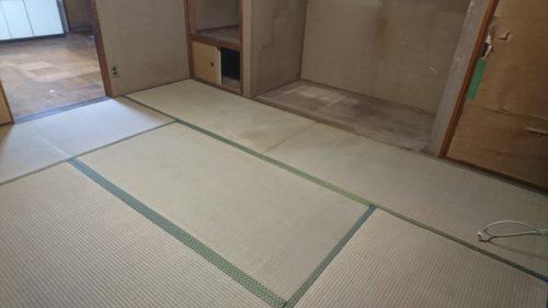 堺市のごみ屋敷片付け完了
