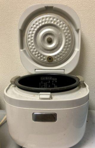 炊飯器廃棄