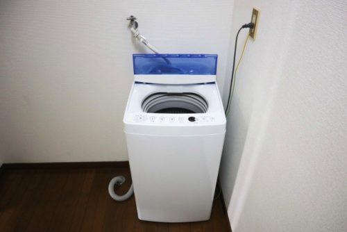 洗濯機廃棄